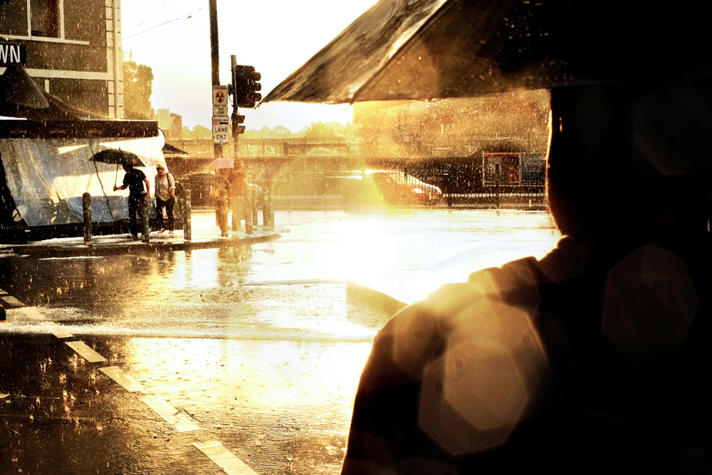 In Visible Light: Street Photography Series By Sam Ferris