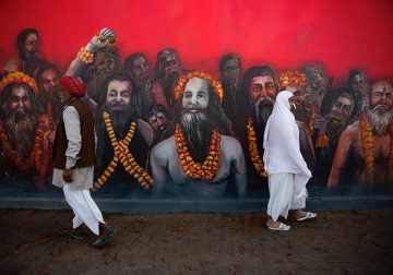 Another Side Of Kumbh Mela 2019: Photo Series By Sandipa Malakar