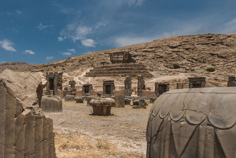 Persepolis (Takht-e-Jamshid): Photo Series About Ancient City By Karapet Karo Sahakyan