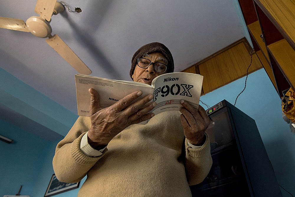 A Tale Of A 91 Years Passionate Amateur Photographer By Sanghamitra Bhattacharya