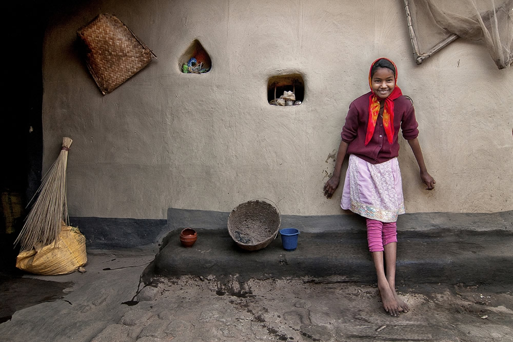 Expression of Childhood: Beautiful Photo Series By Gourab Guha
