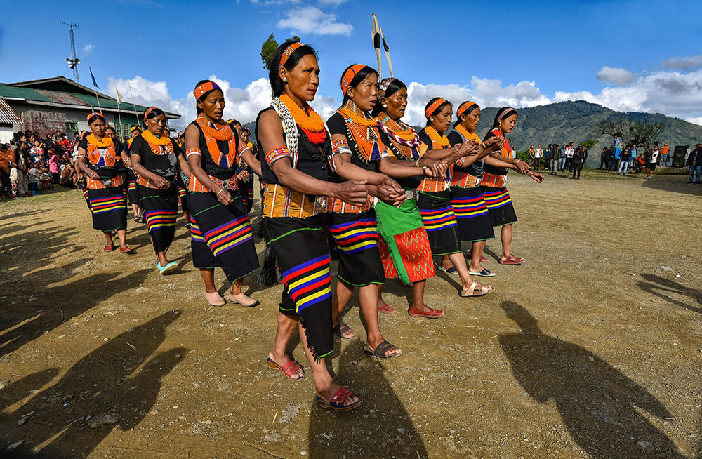 Aoling Festival: Beholding The Konyak Tradition By Tania Chatterjee