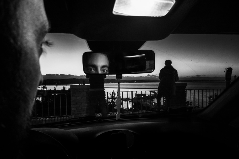 Interview With Italian Street Photographer Francesco Lopazio