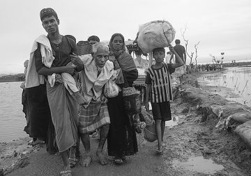 Unheard Songs Of Stateless People By Bangladeshi Photographer Asma Beethe