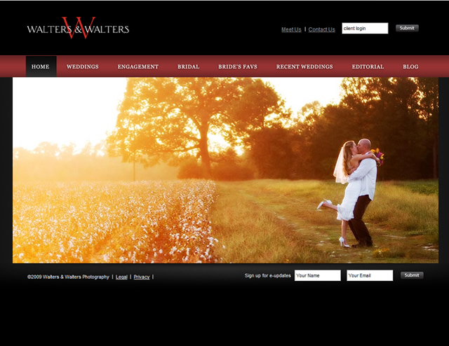 Walters and Walters.com - Create a Website for your Photography