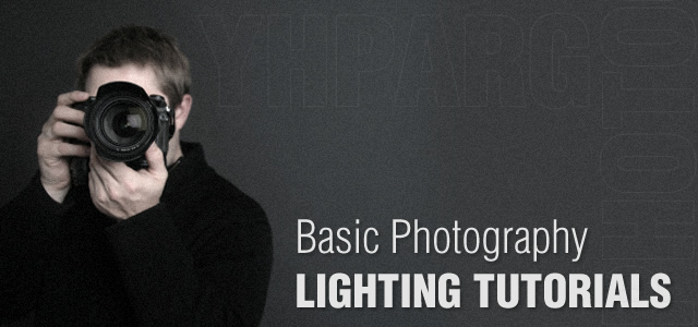 Basic Photography Lighting Tutorials