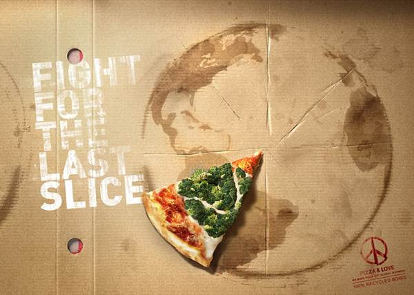 Fight for the Last Slice - Pizza & Love