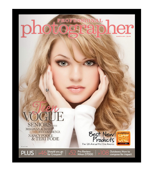 Beautiful Photography Magazine Covers