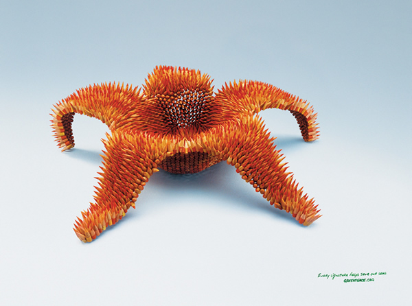 Greenpeace: Every signature helps save our seas