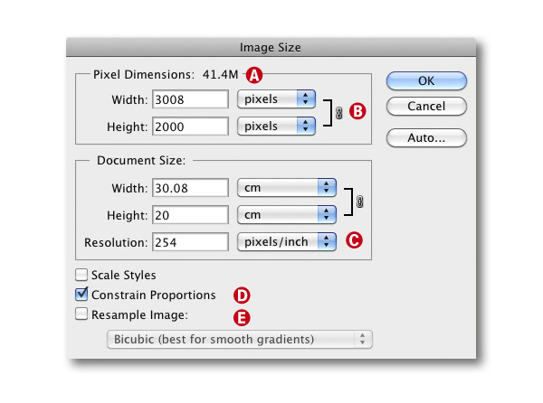 Understanding Image Size and Resolution