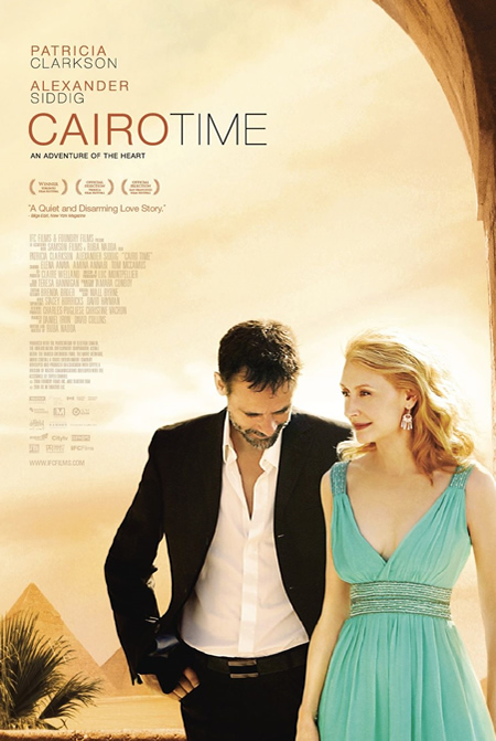 Cario Time - Movie Posters with Romantic Photography