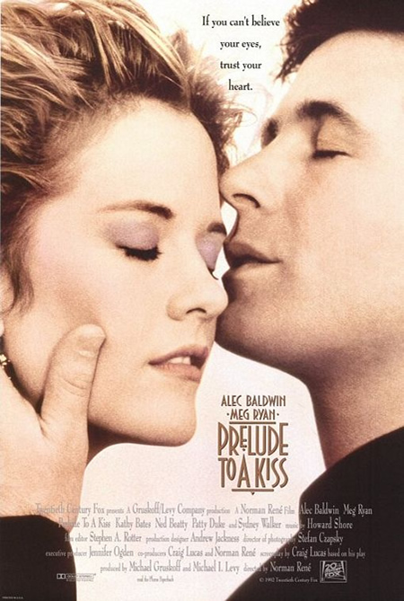 Prelude To a Kiss - Movie Posters with Romantic Photography