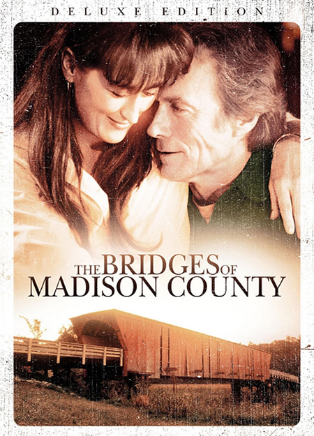 The Bridges of Madison Country - Movie Posters with Romantic Photography