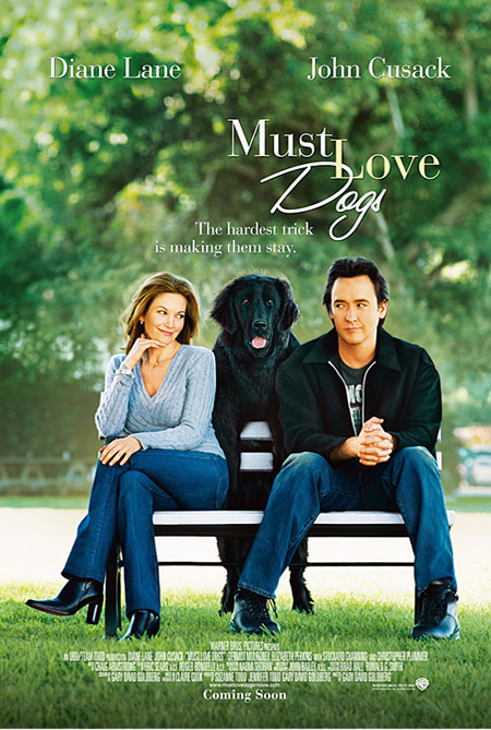 Must Love Dogs - Become Jane - Movie Posters with Romantic Photography