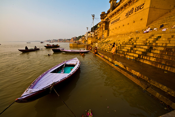 The golden city | Varanasi India