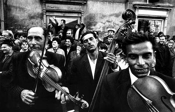 Josef Koudelka - Inspiration from Masters of Photography