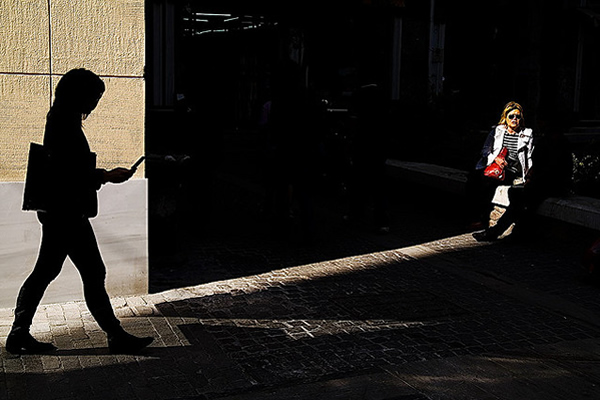 Red - Street Photography