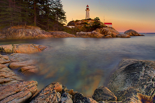 Point Atkinson-Lighthouse Park -Vancouver