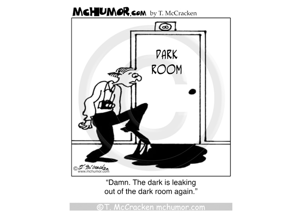 Photography Related Comics and Cartoons