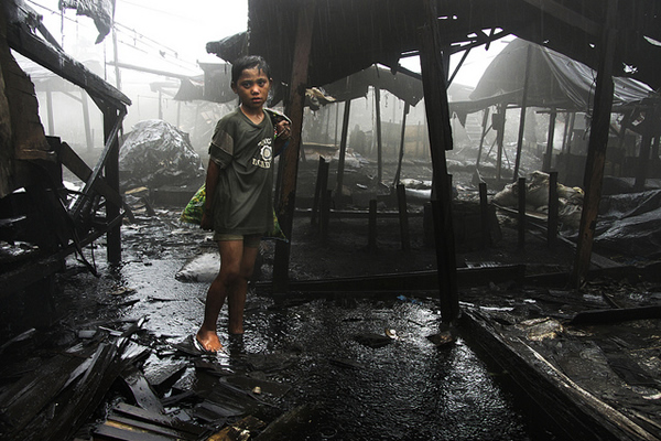 Ulingan, Tondo - There is nothing left!