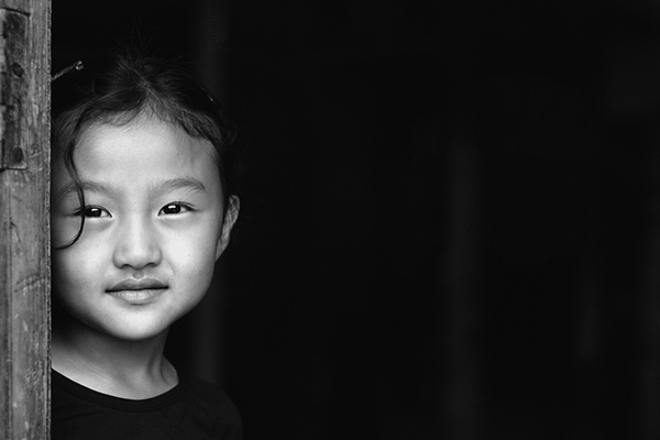 25 best entries of the black and white portrait contest photographer