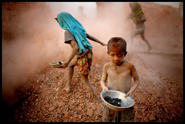 Interview With Documentary Photographer GMB Akash