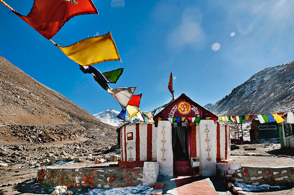 Prayers for the Passes - Chang La, Ladakh, India