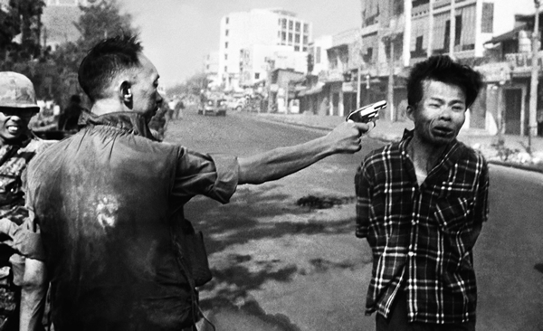 Saigon Execution by Eddie Adams