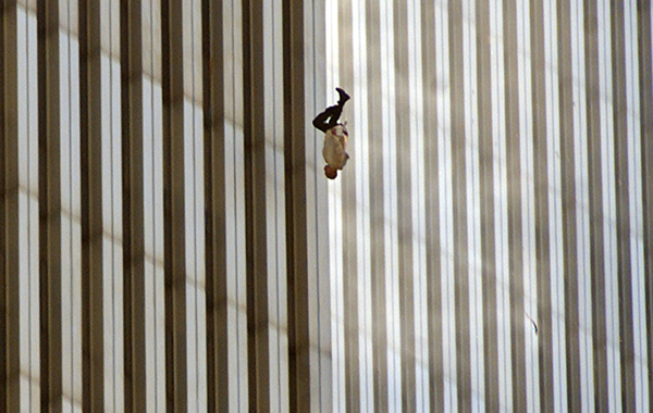 9/11 The Falling Man by Richard Drew