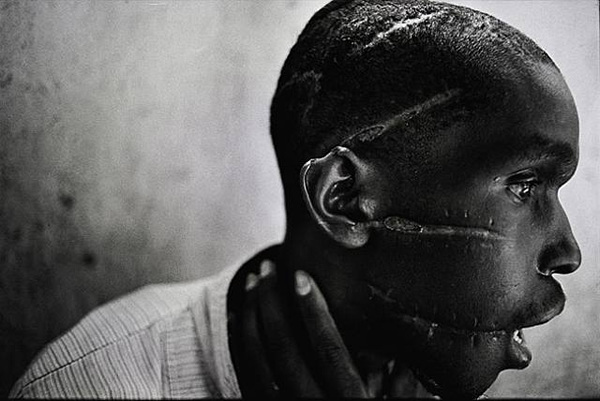 Reflections on the Rwandan Genocide by James Nachtwey