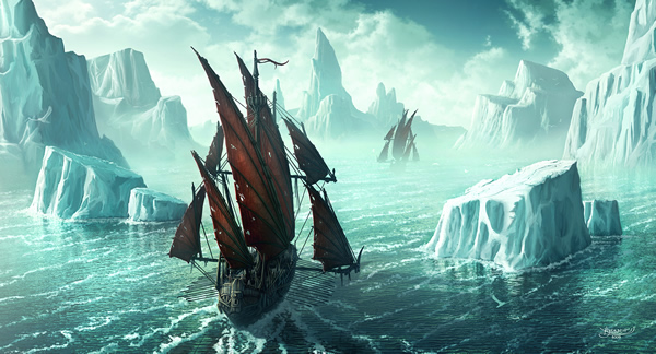 Into the Unknown - 25 Truly Amazing Digital Paintings