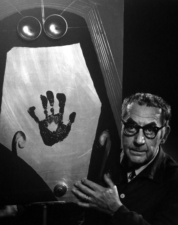 Man Ray - Portraits by Yousuf Karsh