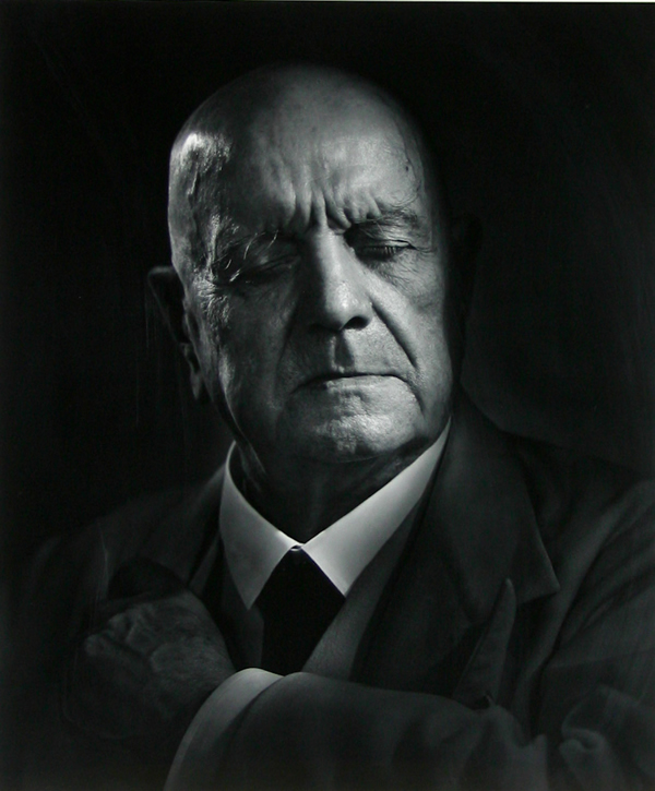 Jean Sibelius - Portraits by Yousuf Karsh