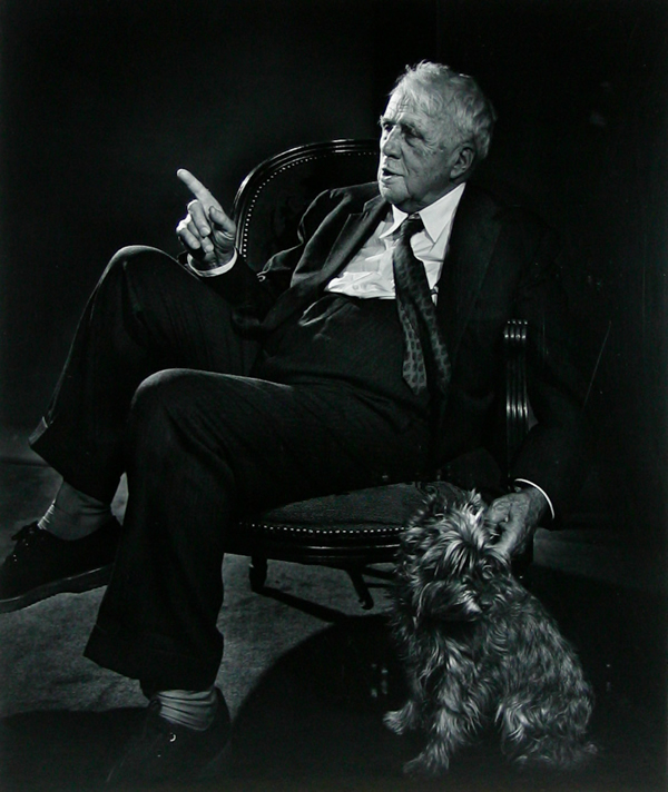 Robert Frost - Portraits by Yousuf Karsh
