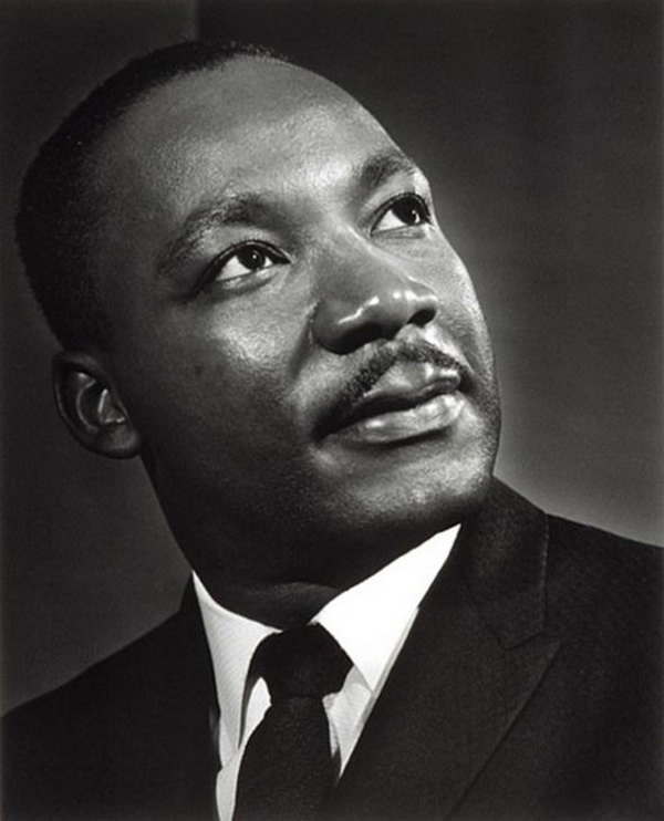 Martin Luther King - Portraits by Yousuf Karsh