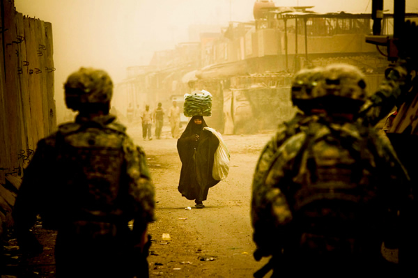Interview with Documentary and War Photographer Zoriah