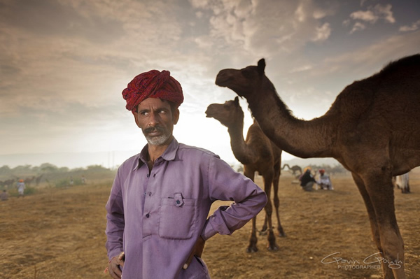 Interview with Travel Photographer Gavin Gough