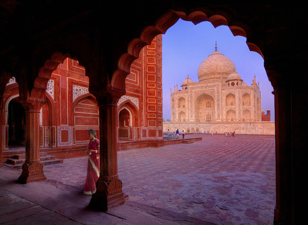 Spirit of Taj by Amir Ghasemi