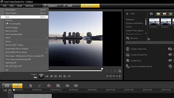Capturing Time: How to make a time lapse video sequence