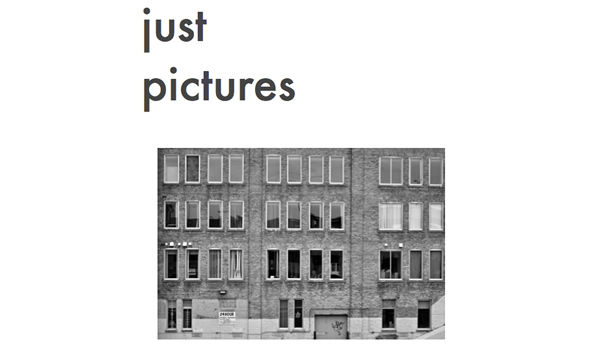 Just pictures, a free photography ebook