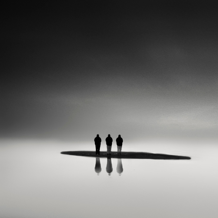 Black and White Long Exposure Photography by Nathan Wirth