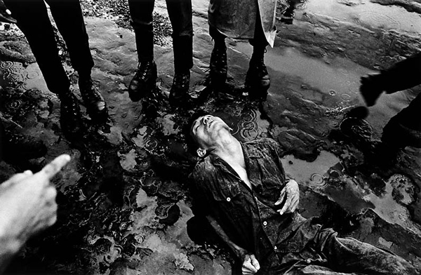 Interview with Philip Jones Griffiths
