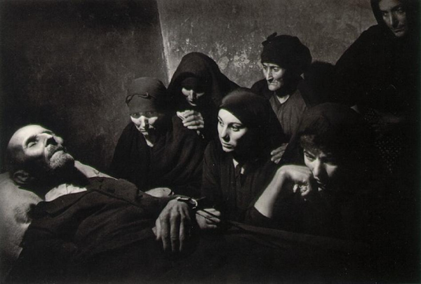 Interview with W. Eugene Smith by Lens Blog - New York Times