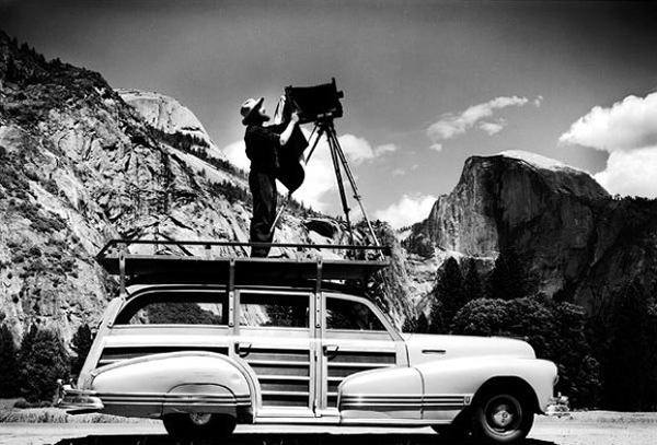 Interview with Ansel Adams by Davidsheff.com