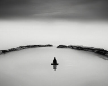Poetic Black And White Landscape Photography by Nathan Wirth