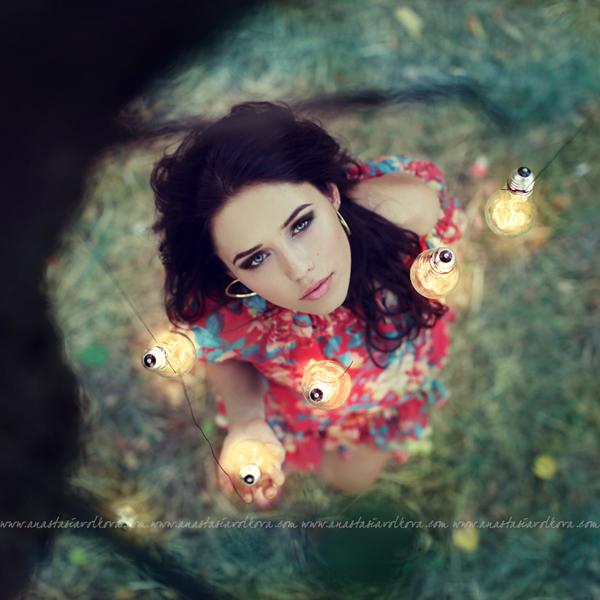 Anastasia Volkova - Fine Art Portrait Photographer