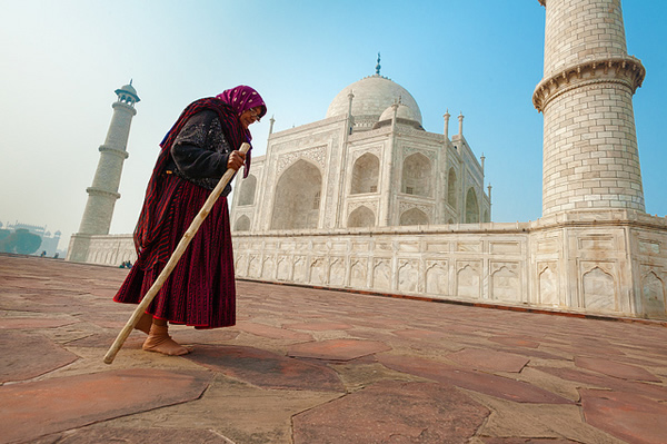 Pilgrimage - Indian Color Street Photography