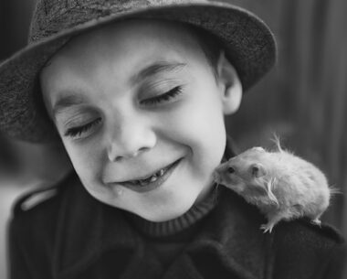 Purity of Children – Photography by Elena Gromova