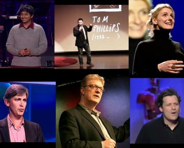 My All-Time 10 Favorite TED Talks on Creativity