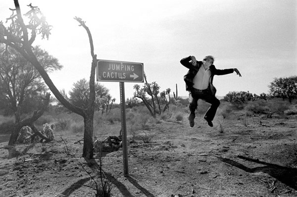 An Interview with David Hurn by LensWork